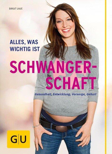 Schwangerschaft - Birgit Laue