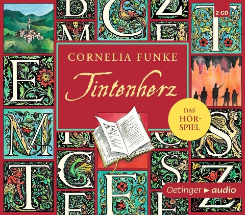 Tintenherz - Das Hörspiel (2 CD) - Cornelia Funke, Jan-Peter Pflug