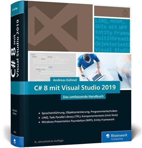 C# 8 mit Visual Studio 2019 - Andreas Kühnel