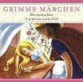 Dornröschen & Tischlein deck dich. CD - Jacob Grimm, Wilhelm Grimm