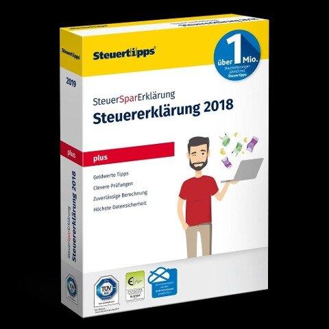 SteuerSparErklärung Plus 2019 -