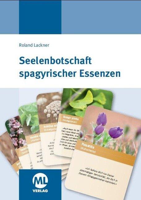 Seelenbotschaft Spagyrischer Essenzen - Kartenset - Roland Lackner