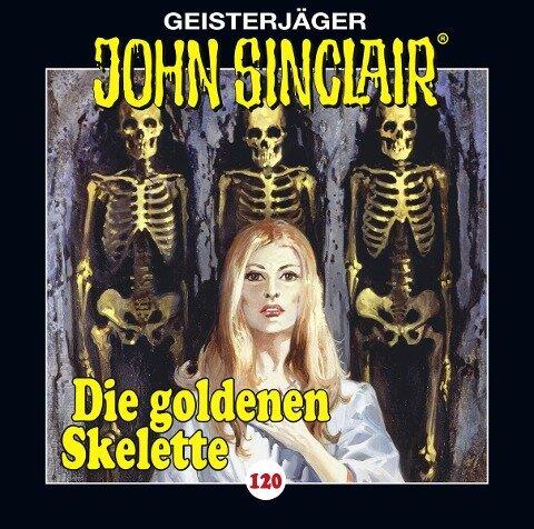 John Sinclair - Folge 120 - Jason Dark