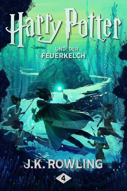 Harry Potter und der Feuerkelch - J. K. Rowling