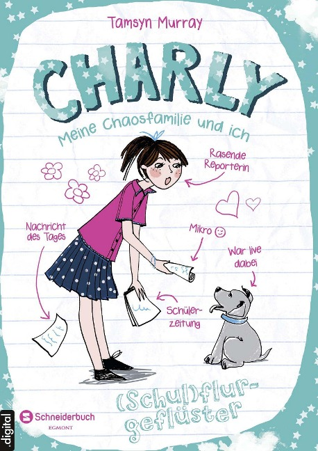 Charly - Meine Chaosfamilie und ich, Band 02 - Tamsyn Murray