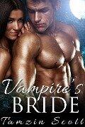 Vampire's Bride (A Sexy Paranormal Vampire Romance) - Tamzin Scott