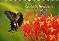 Zarte Schönheiten Exotische Schmetterlinge / CH-Version (Wandkalender 2018 DIN A3 quer) - Bianca Schumann