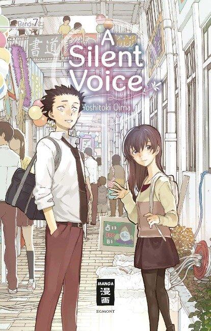 A Silent Voice 07 - Yoshitoki Oima