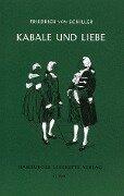 Kabale und Liebe - Friedrich von Schiller