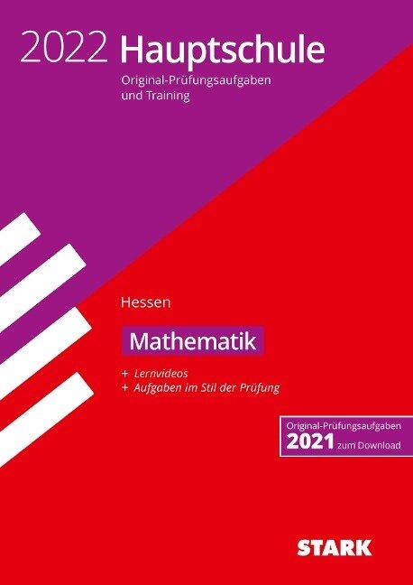 STARK Original-Prüfungen und Training Hauptschule 2022 - Mathematik - Hessen -