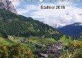 Südtirol 2018 (Wandkalender 2018 DIN A3 quer) - Thilo Seidel
