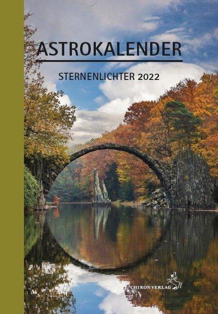 Astrokalender Sternenlichter 2022 - Petra Niehaus