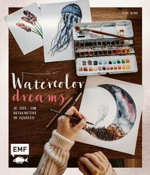 Watercolor Dreams - Jana Wind