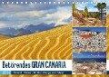 Betörendes Gran Canaria (Tischkalender 2019 DIN A5 quer) - Lucy M. Laube