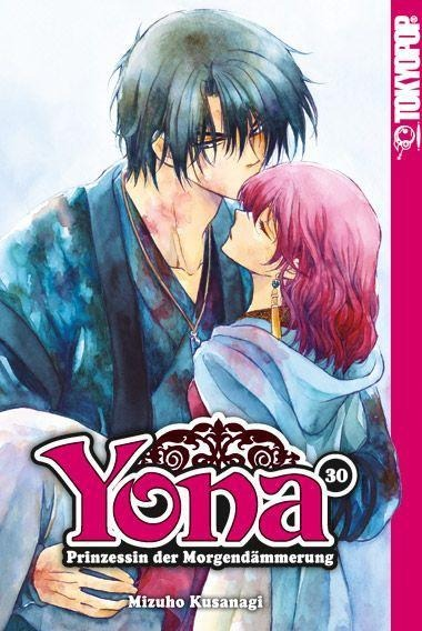 Yona - Prinzessin der Morgendämmerung 30 - Mizuho Kusanagi