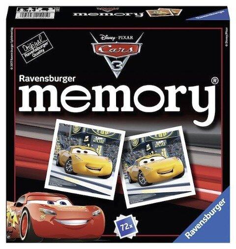 Disney Cars 3 memory® -
