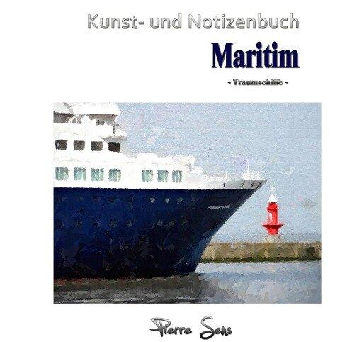 Kunst- und Notizenbuch Maritim - Pierre Sens