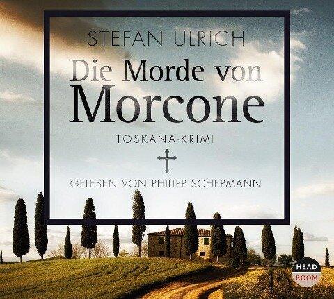 Die Morde von Morcone - Stefan Ulrich