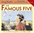 Famous Five: Five Go Off To Camp & Five Go To Billycock Hill - Enid Blyton