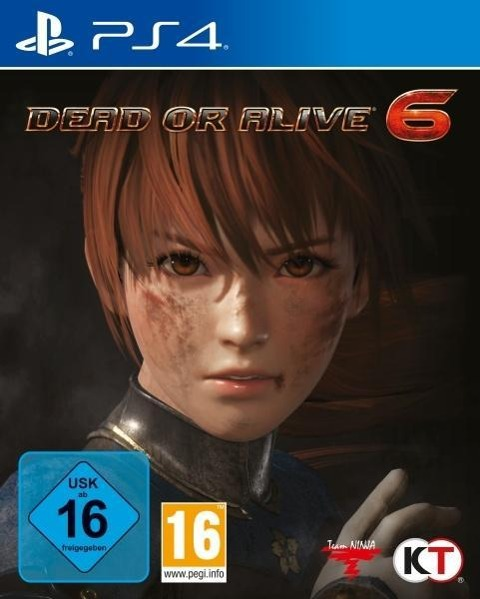 Dead or Alive 6 (PlayStation PS4) -