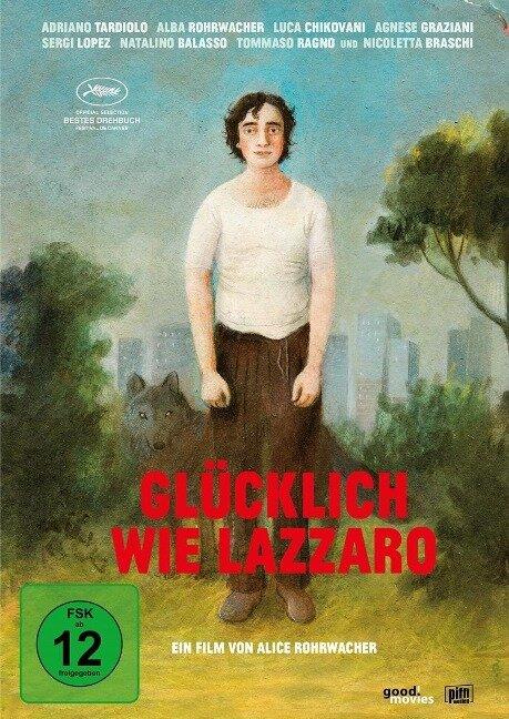 Glücklich wie Lazzaro -