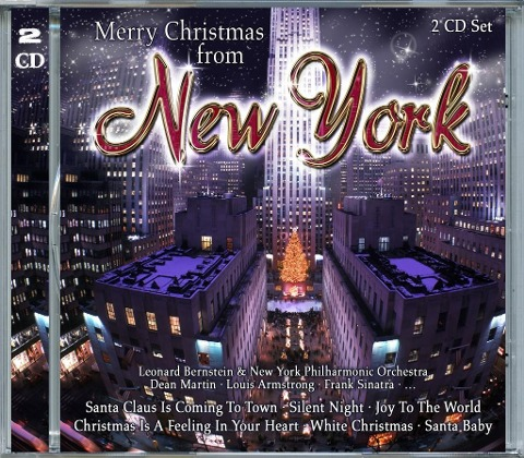 Merry Christmas from New York - Louis Armstrong, Frank Sinatra, Aretha Franklin