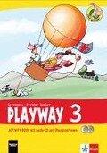 Playway ab Klasse 3. 3.Schuljahr. Activity Book mit Audio-CD und CD-ROM . Ausgabe 2013 -