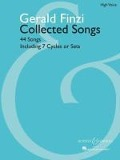 Collected Songs - Gerald Finzi