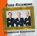 FRED RICHMUND: Schwäbische Geschichten - Ulrich Voss, Manfred Fix