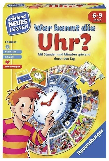 Wer kennt die Uhr? -