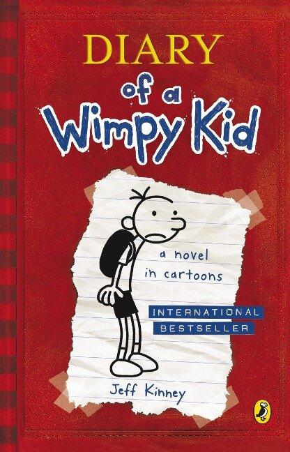 Diary of a Wimpy Kid 01 - Jeff Kinney