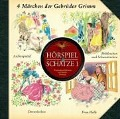 Hörspielschätze 1. CD - Jacob Grimm, Wilhelm Grimm