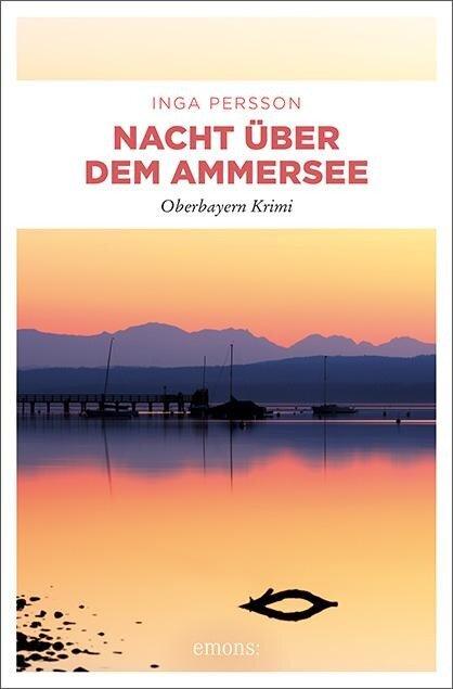 Nacht über dem Ammersee - Inga Persson