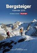 Bergsteiger 2019 Wandkalender -