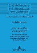 Huete deine Ehre von Jugend an - Aida Hartmann