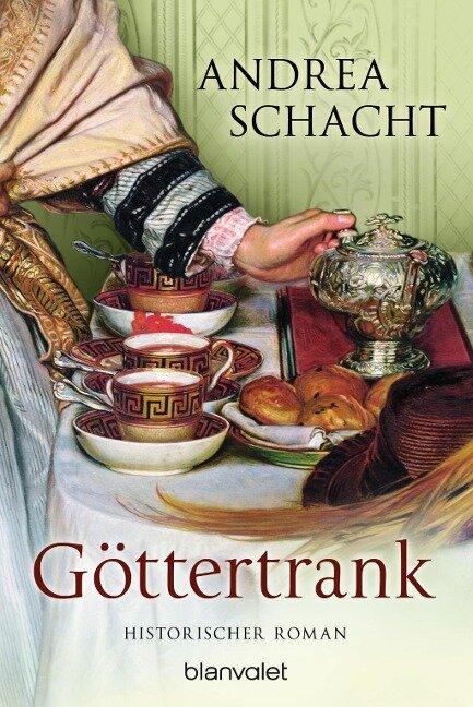 Göttertrank - Andrea Schacht