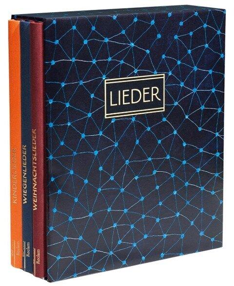 Liederbuch-Kassette -