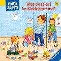 Was passiert im Kindergarten? - Sandra Grimm