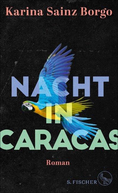 Nacht in Caracas - Karina Sainz Borgo