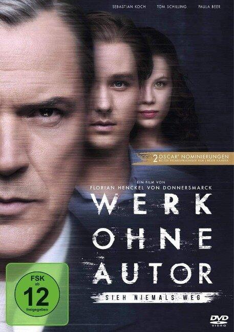 Werk Ohne Autor - Florian Henckel von Donnersmarck, Max Richter