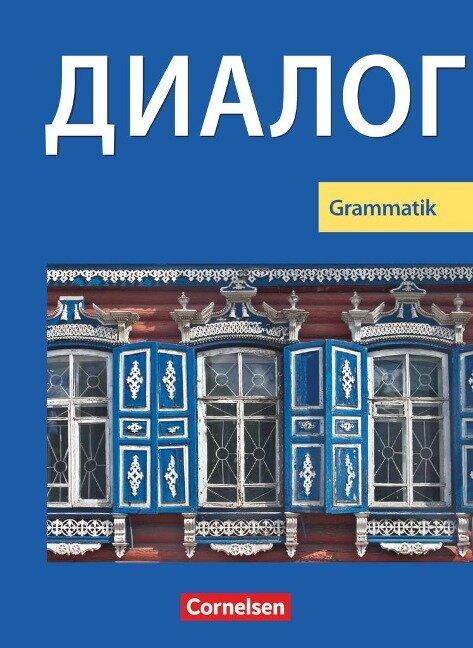 Dialog 1.-5. Lernjahr Grammatik - Harry Walter