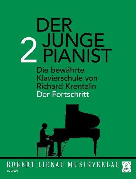 Der junge Pianist 2 - Richard Krentzlin