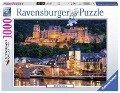 Heidelberger Abendstimmung Puzzle 1000 Teile -