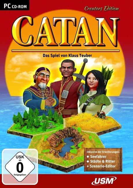 Catan Creators Edition -