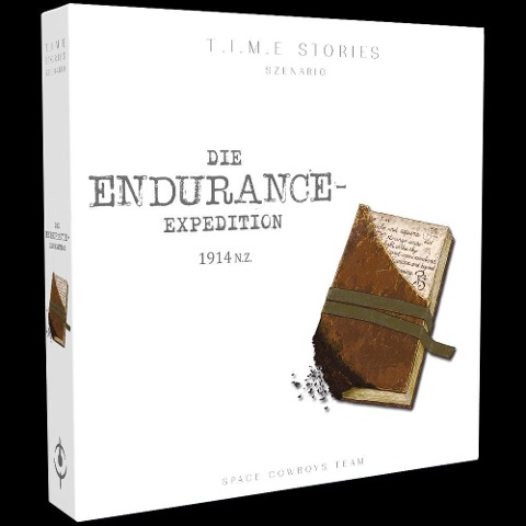 T.I.M.E Stories Die Endurance-Expedition (Erweiterung) -