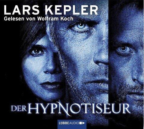 Der Hypnotiseur - Lars Kepler, Andy Matern