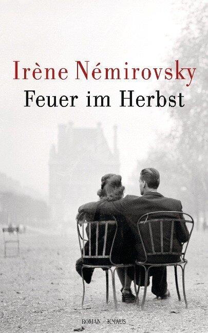 Feuer im Herbst - Irène Némirovsky