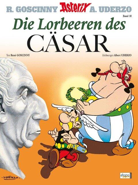 Asterix 18 - René Goscinny