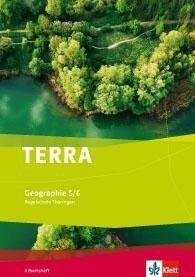 TERRA Geographie für Thüringen - Ausgabe für Regelschulen (Neubearbeitung). Arbeitsheft Klasse 5/6 -