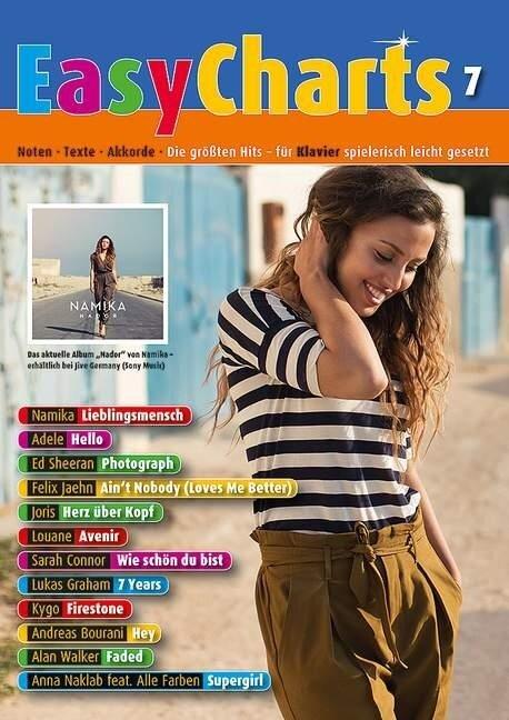 Easy Charts 7 -